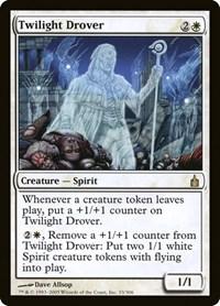 Twilight Drover (Foil)