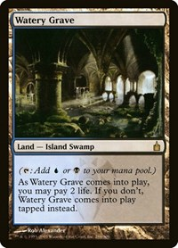Watery Grave, Magic: The Gathering, Ravnica: City of Guilds