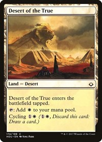 Desert of the True, Magic, Hour of Devastation