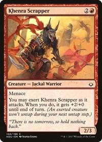 Khenra Scrapper, Magic: The Gathering, Hour of Devastation
