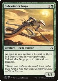 Sidewinder Naga, Magic: The Gathering, Hour of Devastation