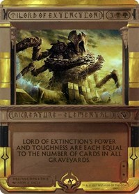 Lord of Extinction, Magic, Masterpiece Series: Amonkhet Invocations