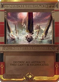 Shatterstorm, Magic: The Gathering, Masterpiece Series: Amonkhet Invocations