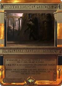 The Scorpion God, Magic: The Gathering, Masterpiece Series: Amonkhet Invocations