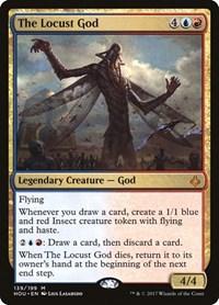 The Locust God, Magic: The Gathering, Hour of Devastation