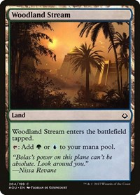 Woodland Stream, Magic, Hour of Devastation