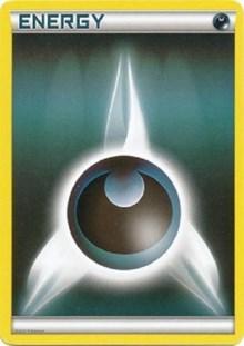 Darkness Energy (2013 Unnumbered), Pokemon, Deck Exclusives