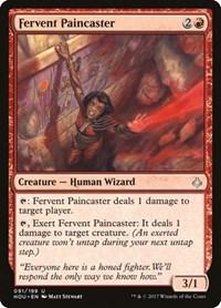 Fervent Paincaster, Magic: The Gathering, Hour of Devastation