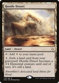 Hostile Desert, Magic, Hour of Devastation