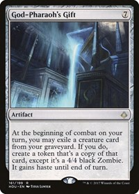 God-Pharaoh's Gift, Magic: The Gathering, Hour of Devastation