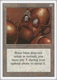 Brass Man, Magic, Revised Edition
