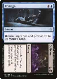 Consign // Oblivion, Magic: The Gathering, Hour of Devastation
