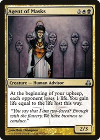 Agent of Masks, Magic: The Gathering, Guildpact