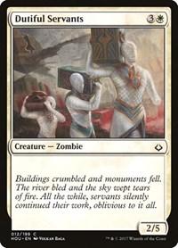 Dutiful Servants, Magic: The Gathering, Hour of Devastation