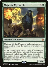 Majestic Myriarch, Magic: The Gathering, Hour of Devastation