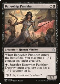 Banewhip Punisher, Magic: The Gathering, Hour of Devastation