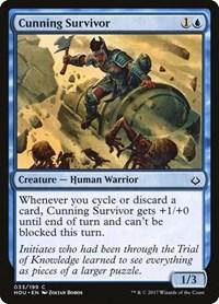 Cunning Survivor, Magic: The Gathering, Hour of Devastation