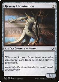 Graven Abomination, Magic: The Gathering, Hour of Devastation