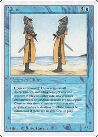 Clone, Magic, Revised Edition