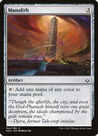 Manalith, Magic: The Gathering, Hour of Devastation
