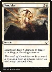 Sandblast, Magic, Hour of Devastation