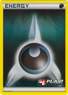 Darkness Energy (2011 Play! Pokemon Promo), Pokemon, League & Championship Cards