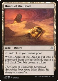 Dunes of the Dead, Magic: The Gathering, Hour of Devastation