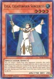 Lyla, Lightsworn Sorceress, YuGiOh, Battles of Legend: Light's Revenge