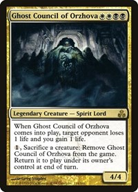 Ghost Council of Orzhova, Magic: The Gathering, Guildpact