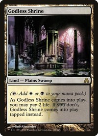 Godless Shrine (Foil)