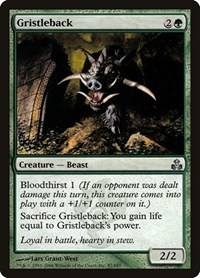 Gristleback, Magic: The Gathering, Guildpact