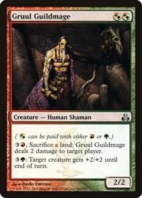 Gruul Guildmage, Magic, Guildpact