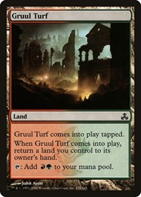 Gruul Turf, Magic: The Gathering, Guildpact