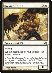 Harrier Griffin, Magic: The Gathering, Guildpact