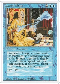 Control Magic, Magic: The Gathering, Revised Edition