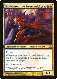 Niv-Mizzet, the Firemind, Magic: The Gathering, Guildpact