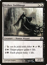 Orzhov Guildmage, Magic: The Gathering, Guildpact