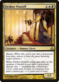 Orzhov Pontiff, Magic: The Gathering, Guildpact