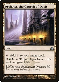 Orzhova, the Church of Deals, Magic, Guildpact
