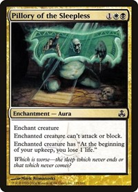 Pillory of the Sleepless, Magic: The Gathering, Guildpact