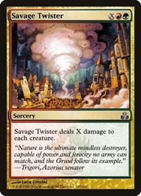 Savage Twister, Magic: The Gathering, Guildpact
