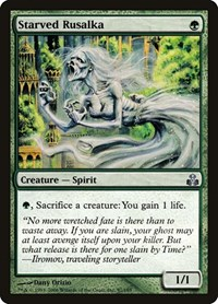 Starved Rusalka, Magic, Guildpact