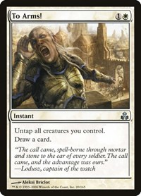 To Arms!, Magic, Guildpact