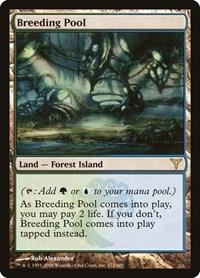 Breeding Pool, Magic: The Gathering, Dissension
