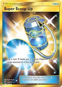Super Scoop Up (Secret), Pokemon, SM - Burning Shadows