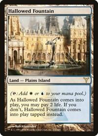 Hallowed Fountain, Magic, Dissension
