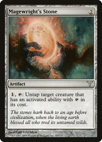 Magewright's Stone (Foil)