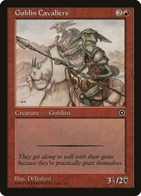 Goblin Cavaliers, Magic, Portal Second Age
