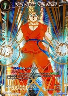God Break Son Goku (SPR)