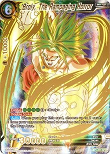 Broly, The Rampaging Horror (SPR)